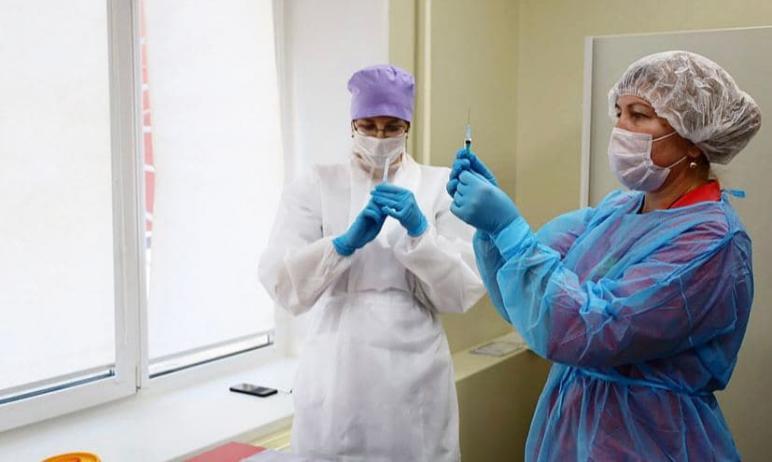 С сегодняшнего дня, 14 января, в Челябинской области началась вакцинация от коронавирусной инфекц