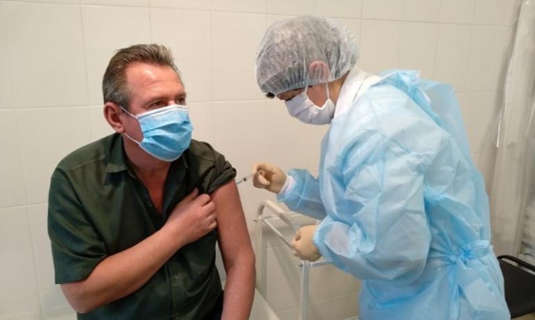 В Группе ПАО «Магнитогорский металлургический комбинат» кампания по бесплатной вакцинации работни