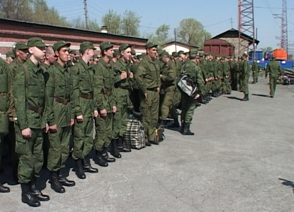 Как отметил начальник отдела по работе с гражданами военного комиссариата Челябинской области