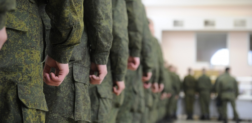 Осенняя призывная кампания в Челябинской области близится к завершению. На сегодняшней день военк