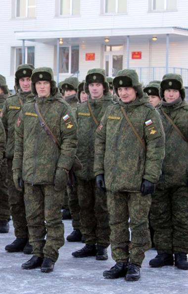 В Челябинской области сегодня, первого октября, стартовала осенняя призывная кампания. Первые отп