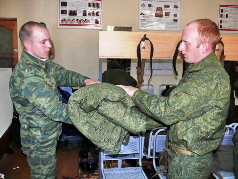 Как сообщил агентству «Урал-пресс-информ» начальник отделения по работе с гражданами военного ком
