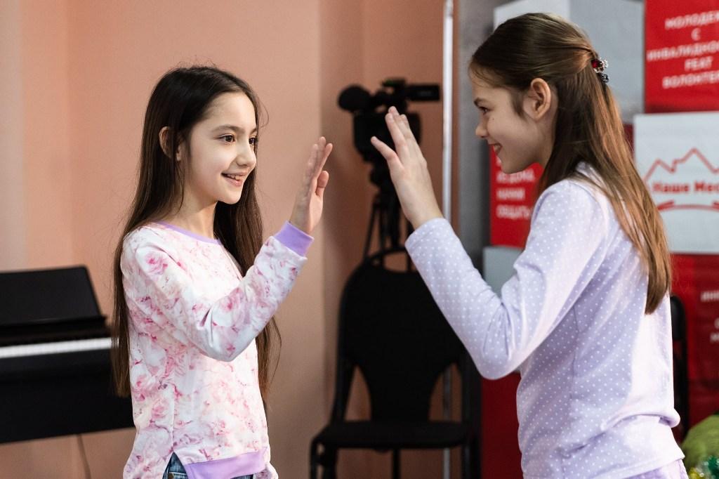 В Челябинске прошли театральные пробы в проект «Необыкновенная сказка» инклюзивного клуба для мол