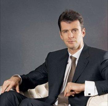 Лидером партии «Правое дело» был избран известный российский бизнесмен, миллиардер, президент ча
