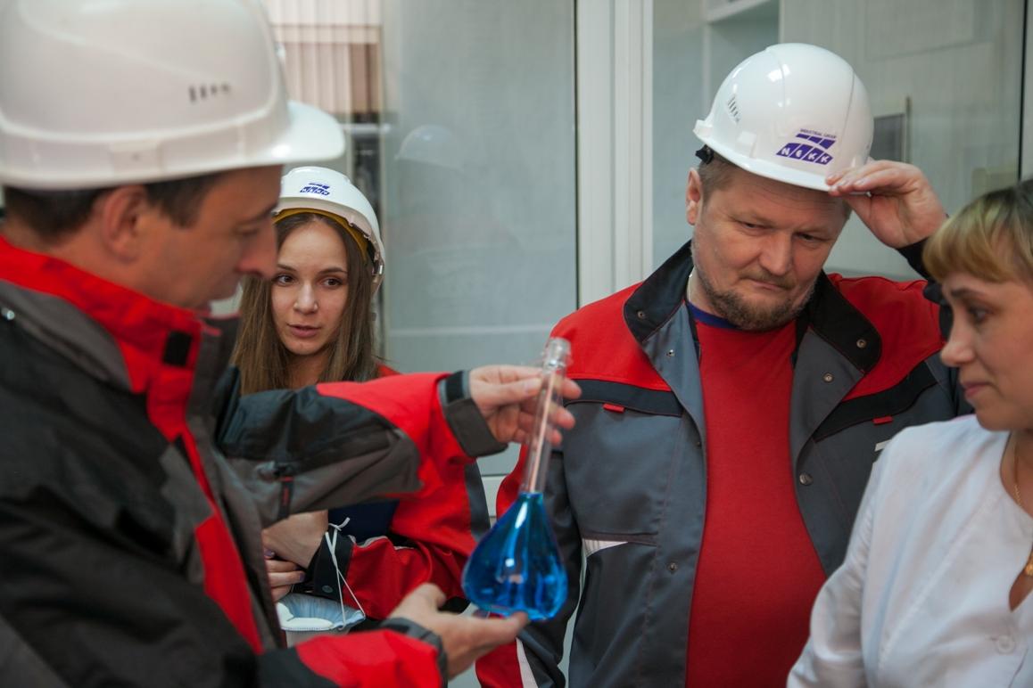 Одним из участников южноуральской группы станет челябинское предприятие ОАО «НЕКК». На сегодняшни
