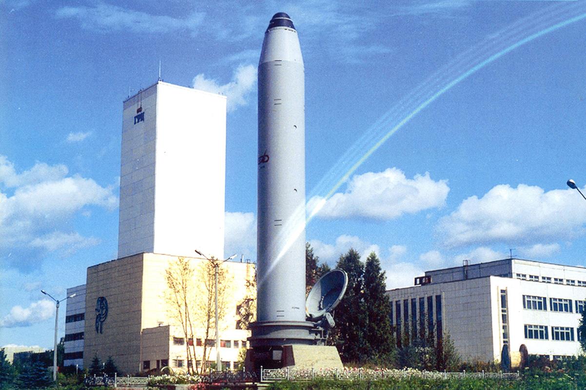 Ядерный ракетный комплекс Р-36М, который по классификации НАТО получил название SS-18 Satan («Сат