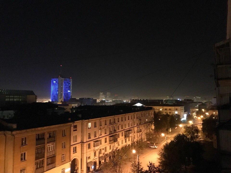Как уже сообщало агентство, режим «черного неба» в областном небе был объявлен в понедельник, 9 о