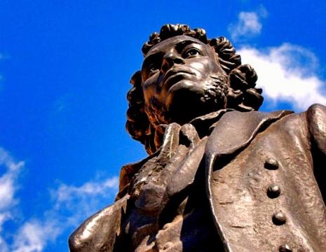 Традиционно 6 июня в России проходит Пушкинский день, посвященный дню рождения Александра Сергее