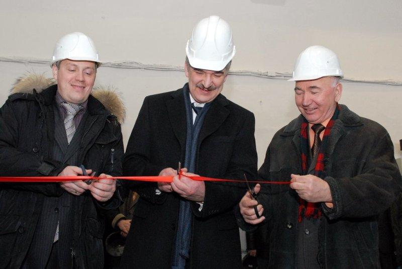 Напомним, в 2009 году в рамках программы энергосбережения на ОАО «Златмаш» стартовал масштабный п