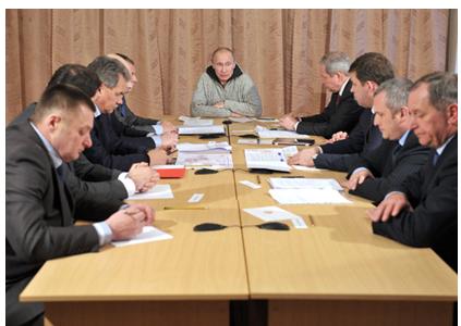 Об этом рассказал председатель правительства Владимир Путин в ходе своего рабочего визита в Челяб