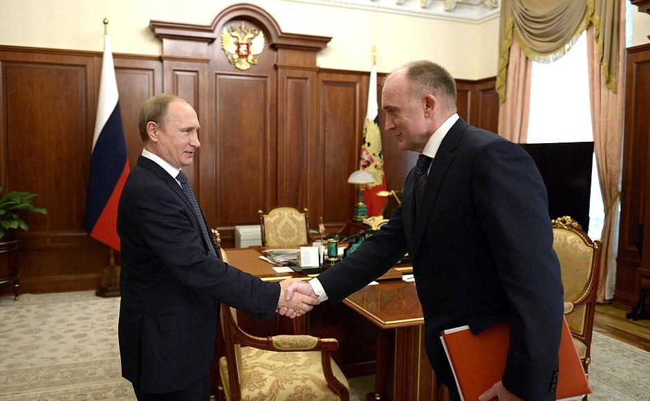 О возможной встрече президентов России и Казахстана Владимира Путина и Н