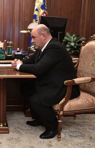 Президент Российской Федерации Владимир Путин внес в Госдуму кандидатуру главы ФНС России Михаила