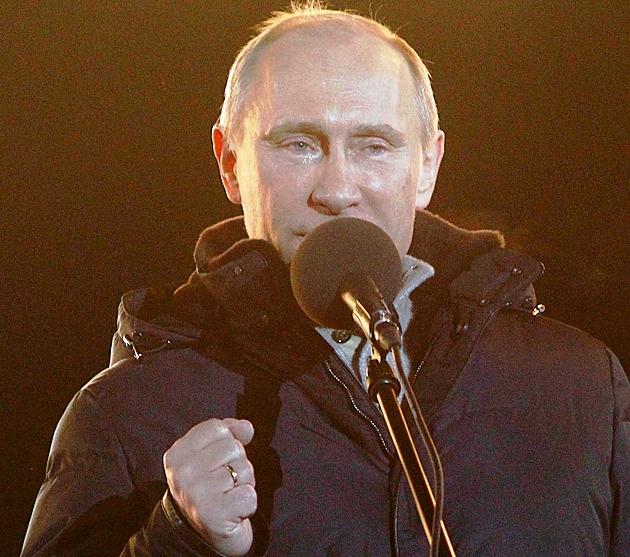 Со значительным перевесом победу в президентской гонке одержал кандидат от «Единой России» Владим