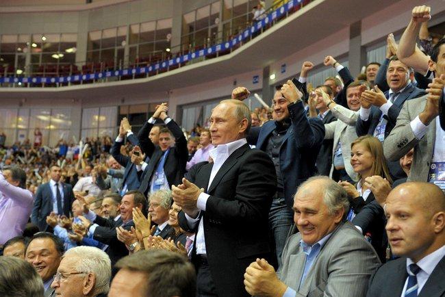 Напомним, в последний день соревнований глава государства приехал на финальные поединки в Челябин
