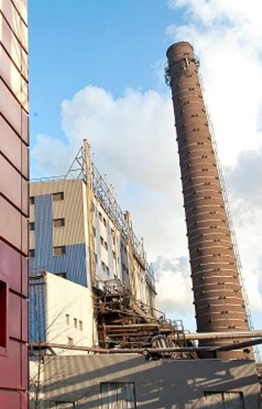 На паровоздуходувной электростанции УГЭ ПАО «ММК» реализуется проект