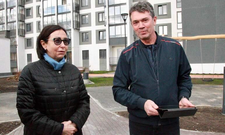 Глава Челябинска Наталья Котова сегодня, 27-го октября, оценила промежуточные итоги реновации бол