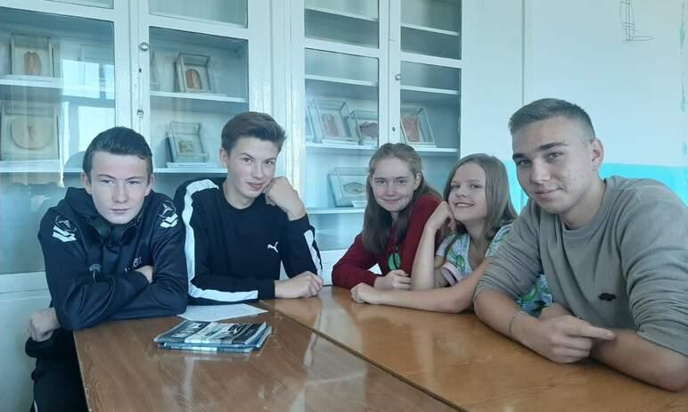 Сегодня, восьмого сентября, в Коркинском филиале Челябинского государственного колледжа индустрии