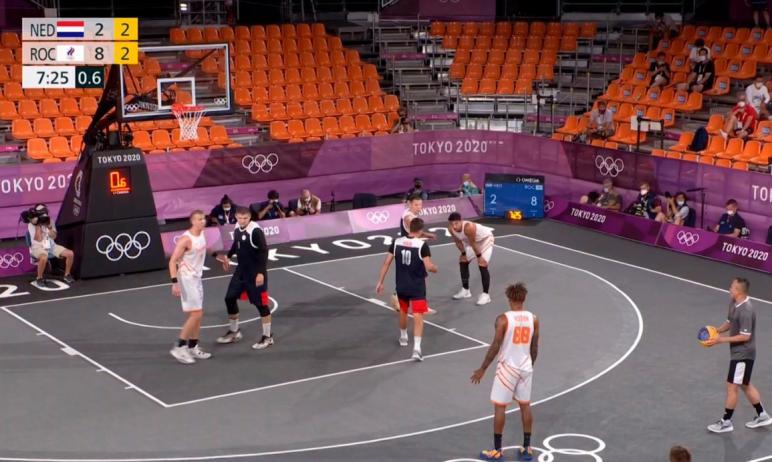 На Олимпийских играх в Токио стартовал раунд плей-офф турнира по баскетболу 3х3. Сегодня, 28 июля