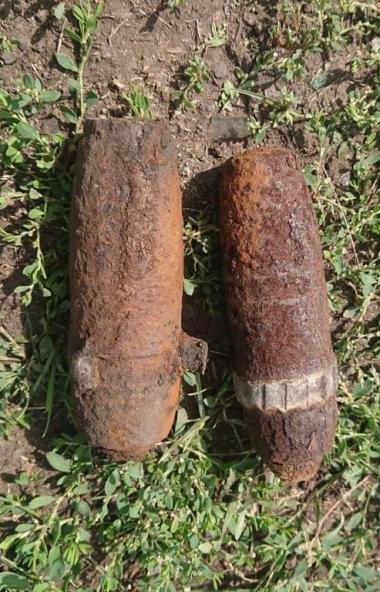 Вблизи озера Курлады, что находится возле Копейска (Челябинская область) был обнаружен предмет, п