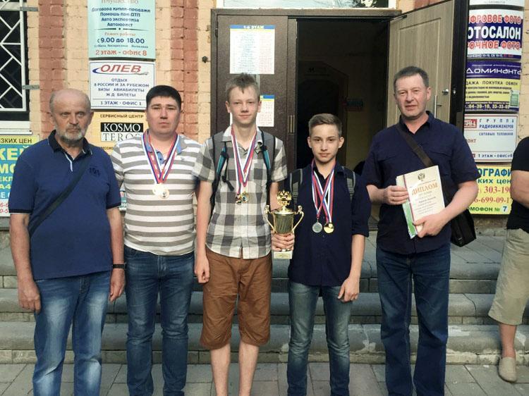 Судомоделисты Челябинской области взяли восемь медалей первенства России в Брянске, заняв практич