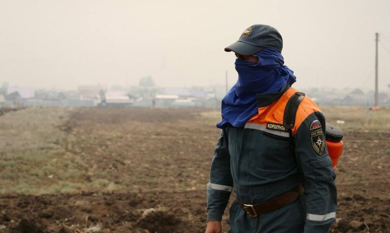 Всем пострадавшим в результате пожаров на юге Челябинской области (в поселке Джабык Карталинского