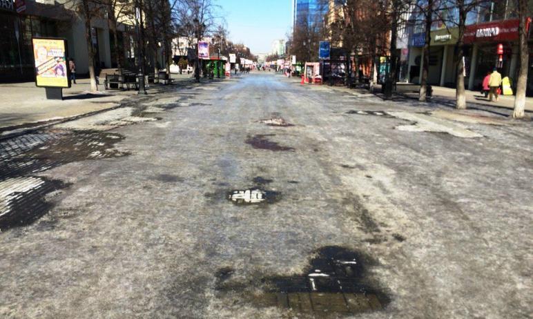 В 2021 году власти Челябинской области уделят особое внимание состоянию тротуаров в городах, райо