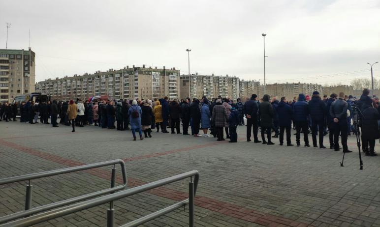 Сегодня, 18 марта, в Челябинске состоялась церемония прощания с воспитанником челябинского «Тракт