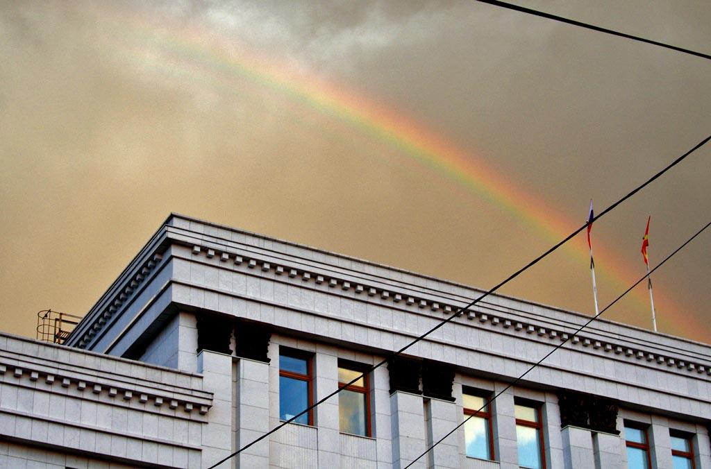 В Челябинске участились случаи одиночных пикетов около резиденции губернатора: за последнее время