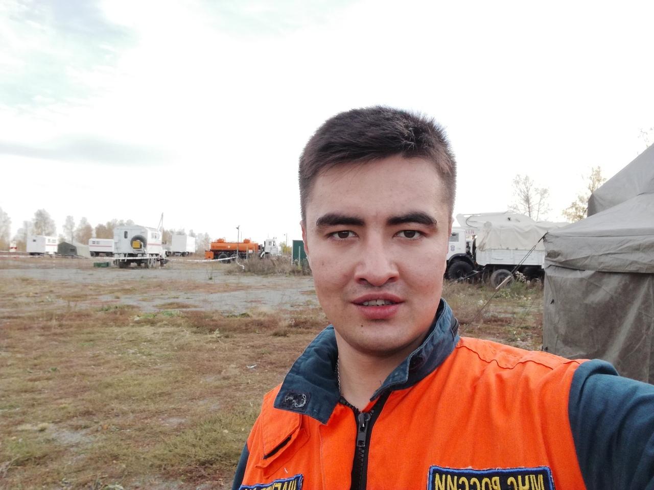 В Челябинской области, в поселке Новогорный, где дислоцируется 978 Учебный спасательный центр, в
