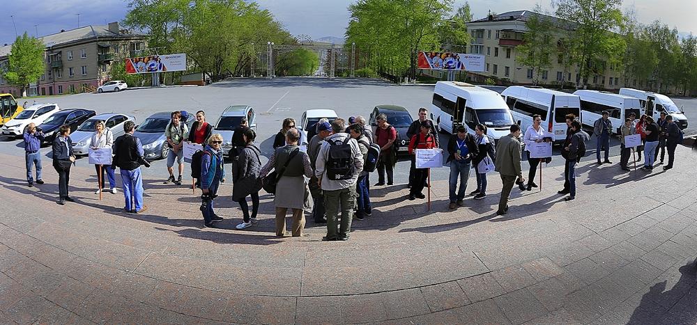 Вчера, 8 июня, в Челябинске были подведены итоги IX международного фестиваля фотографии «Фотофест