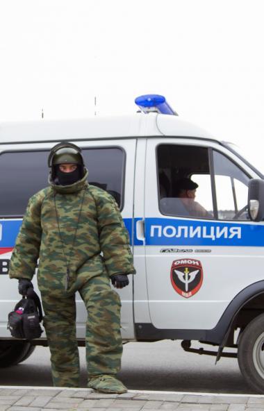 Полицейские Снежинска (Челябинская область) задержали местного жителя, который сообщил о «заминир
