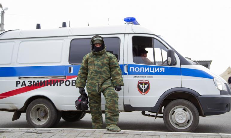 Стражи порядка задержали местного жителя, который сообщил, что в здании полиции Копейска (Челябин