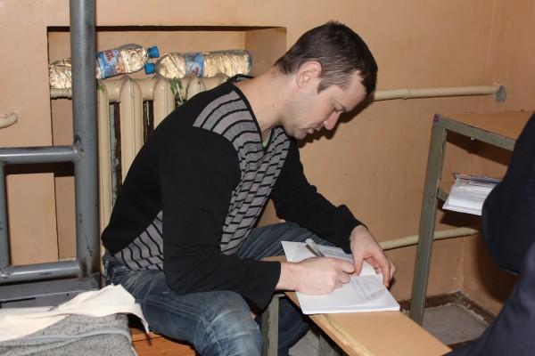 Как сообщил корреспонденту «Урал-пресс-информ» челябинский правозащитник Алексей Табалов, в насто
