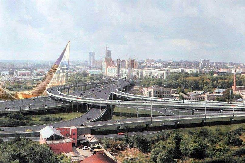 Власти Челябинска начали разработку плана так называемых «зеленых улиц». Это должно разгрузить от