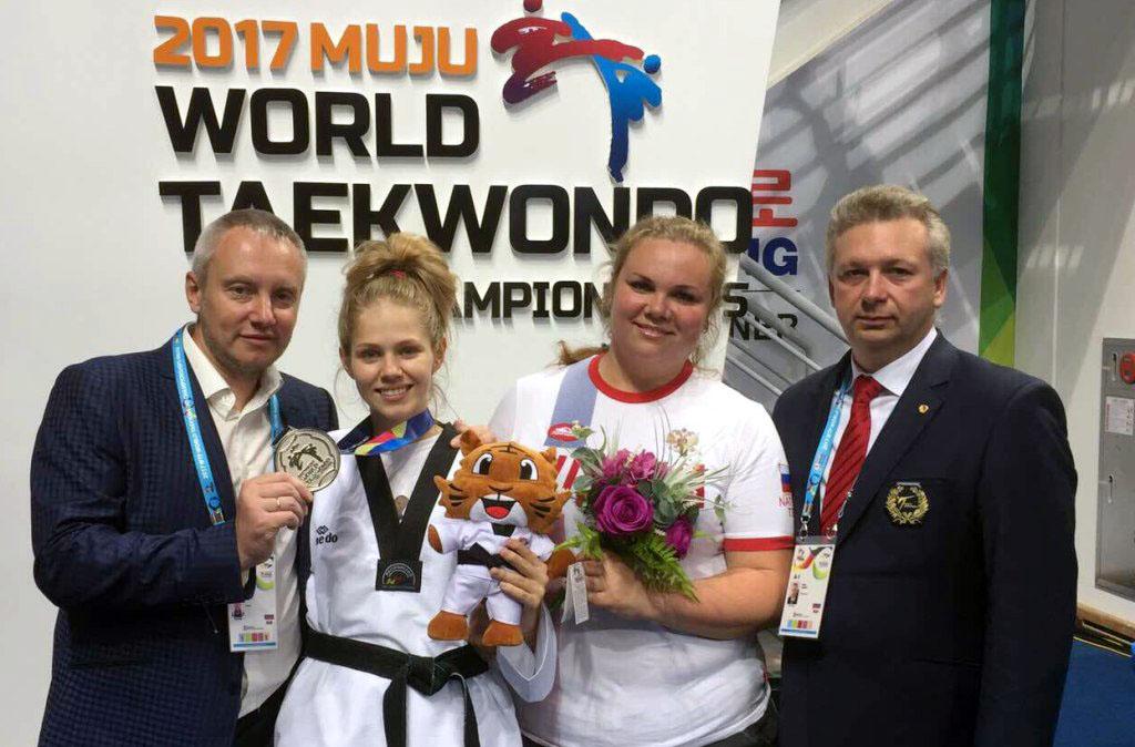Ученица Александра Энса и Анны Селютиной в полуфинале уверенно взяла верх над соперницей из Латви