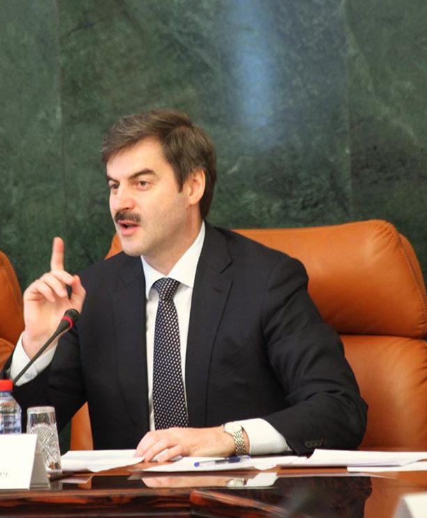 Соответствующее постановление подписал исполняющи1й обязанности председателя правительства област