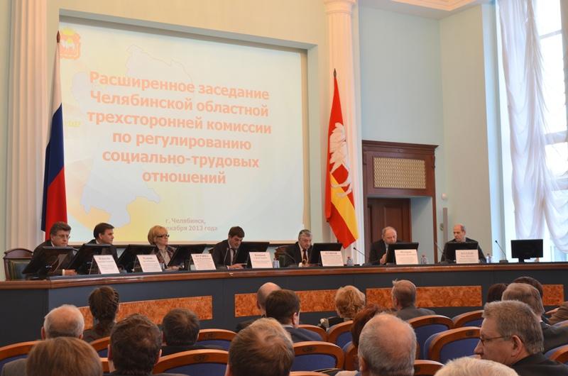 Как сообщили агентству в пресс-службе областной организации профсоюзов, соглашение подписали пред