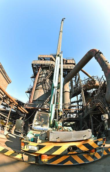 Челябинский металлургический комбинат (ПАО «ЧМК», входит в Группу «Мечел») приступил к очередному