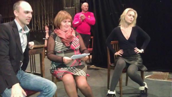 В ноябре в Челябинске состоится премьера необычного спектакля по мотивам бессмертной комедии Нико