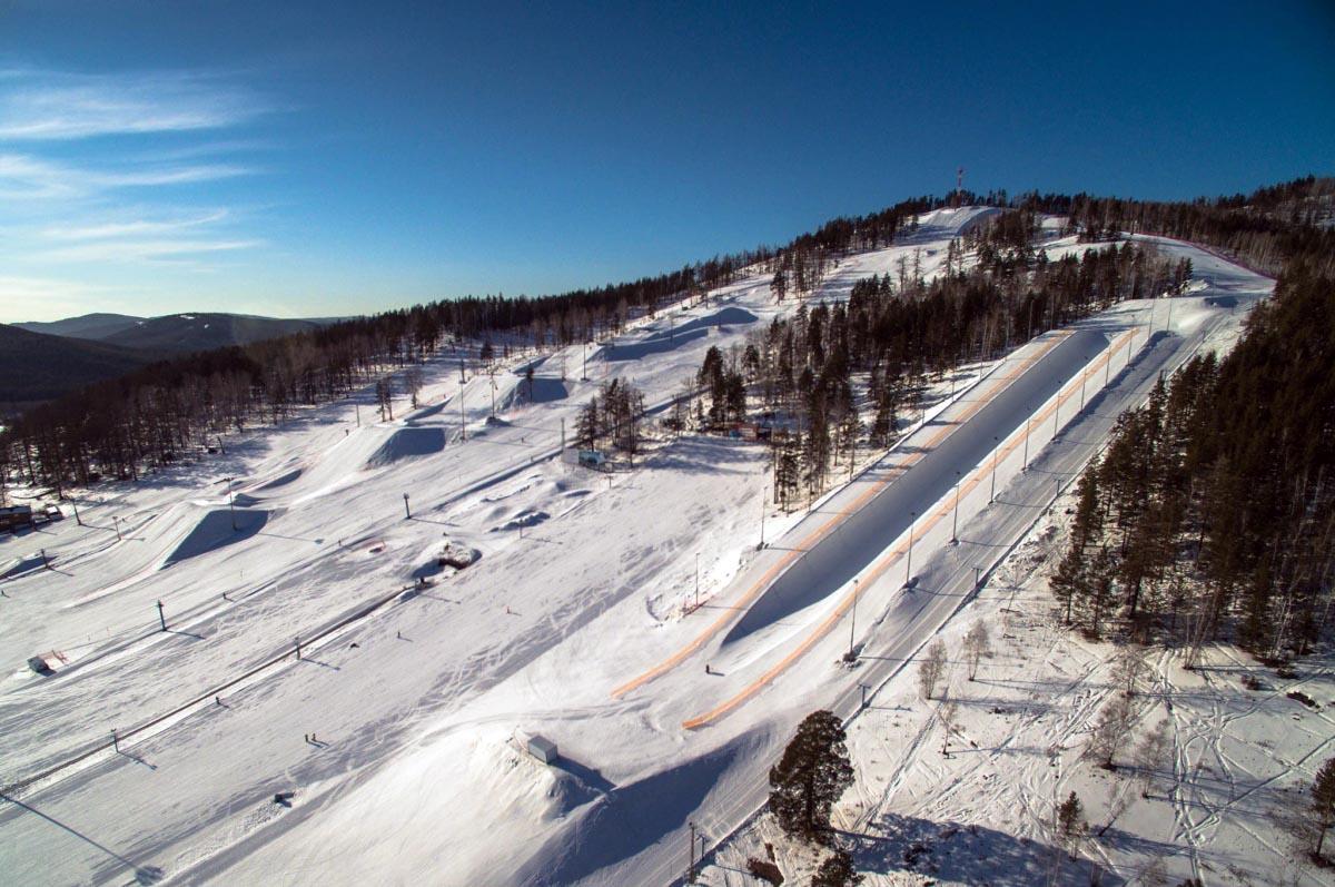 Год назад «Солнечная долина» уже принимала сильнейших спортсменов в дисциплине ски-кросс и со 2 п