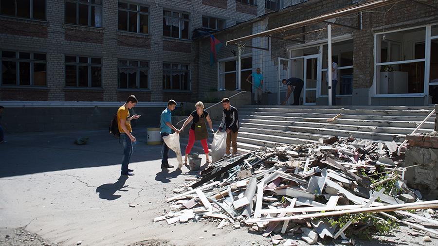 Военные ДНР не собираются отвечать на провокации украинских силовиков в преддверии «школьного» пе