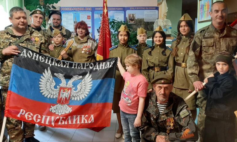 В Челябинске День добровольцев Донбасса, который Россия празднует шестого мая вот уже седьмой год