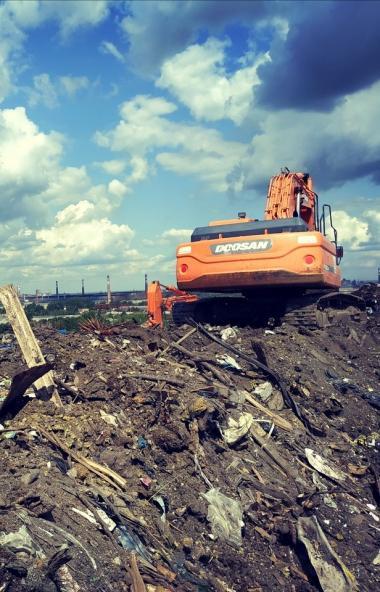 Рекультивация челябинского городской свалки, закрытой в сентябре прошлого года, обойдется федерал