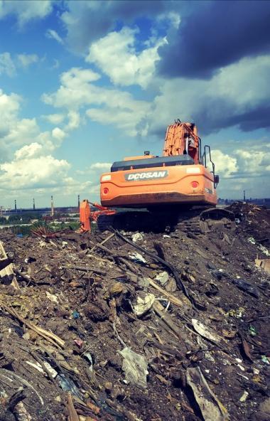 Проект рекультивации челябинской городской свалки, закрытой в сентябре прошлого года, получил пол