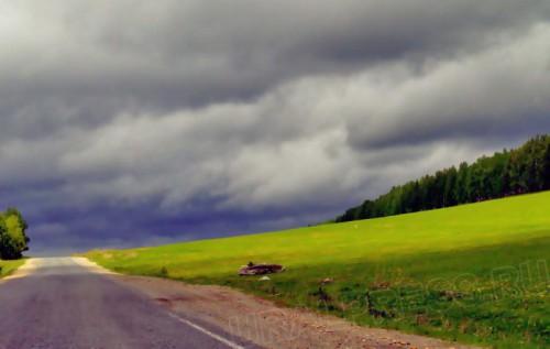 На территории Челябинской области трасса пролегла через четыре района: Чебаркульский, Уйский, Вер