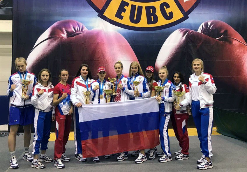 Спортсменка из Златоуста (Челябинская область) Мария Берстенева завоевала золотую медаль первенст