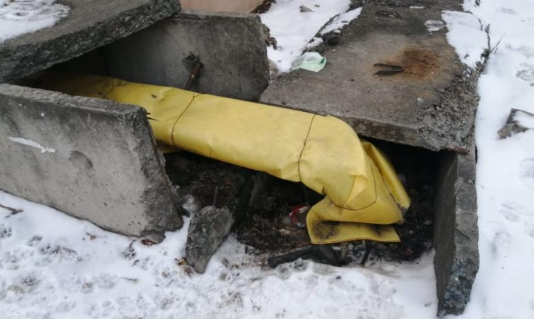 В Челябинске отремонтировали теплоизоляцию на трубах по ряду адресов, вошедших в реестр Общеросси