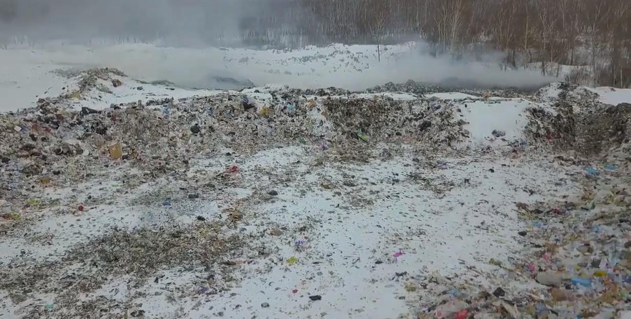 Свалкой в поселке Роза Коркинского района (Челябинская область) займетсярабочая группа по принят