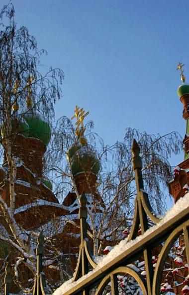 В воскресенье, 19 января, православные верующие отметят праздник Крещения Господня. Он входит в ч