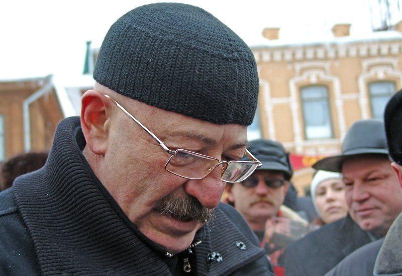 Концерт проходил в Челябинском оперном театре, южноуральская публика очень тепло принимала автора